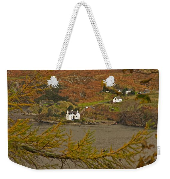 Autumn Colour Weekender Tote Bag