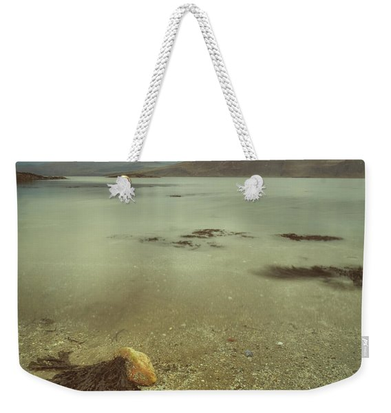 Autumn Day At The Seaside Weekender Tote Bag