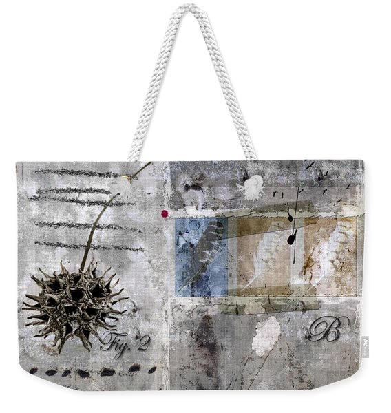Autumn Feathers Weekender Tote Bag