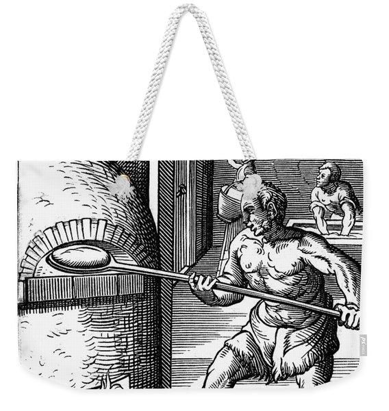 Baker, 16th Century Weekender Tote Bag