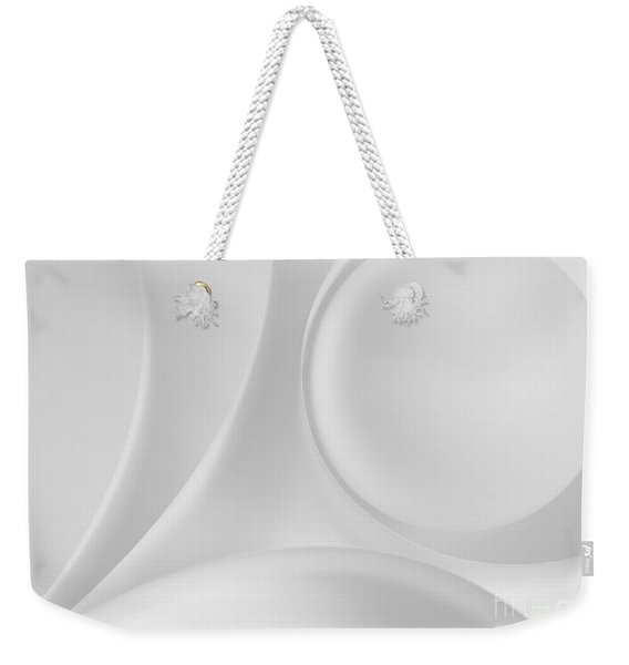 Ball And Curves 08 Weekender Tote Bag