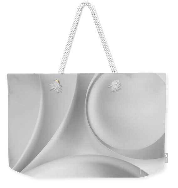 Ball And Curves 09 Weekender Tote Bag