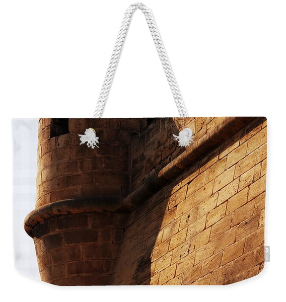 Battlement Weekender Tote Bag