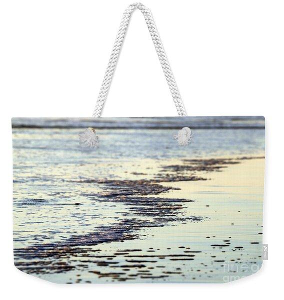 Beach Water Weekender Tote Bag
