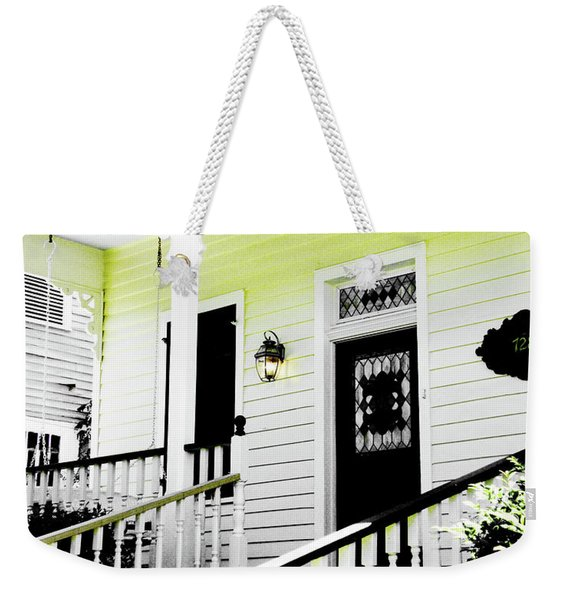 Beauregard Town Baton Rouge Weekender Tote Bag