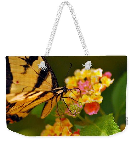 Beautiful Am I Weekender Tote Bag