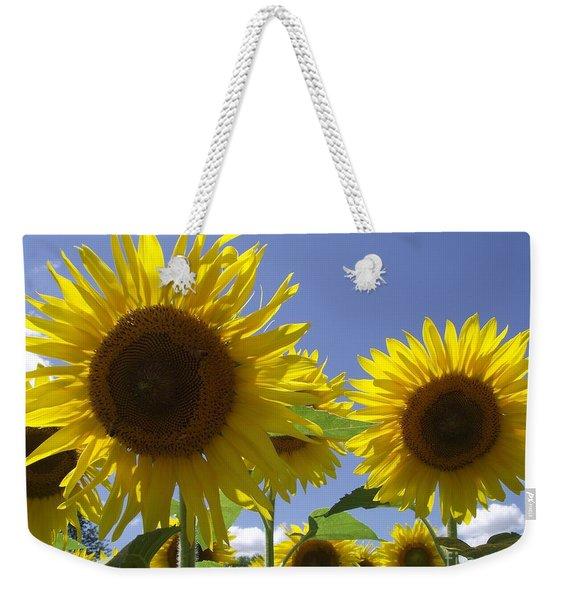 Bee Heaven Weekender Tote Bag