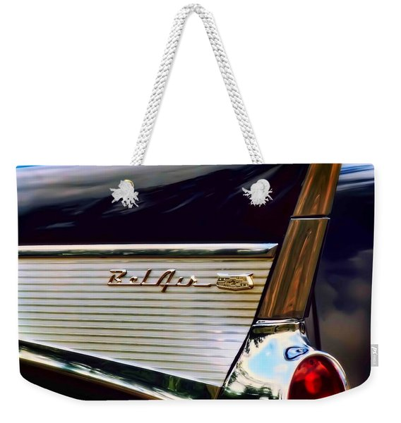 Bel Air Weekender Tote Bag