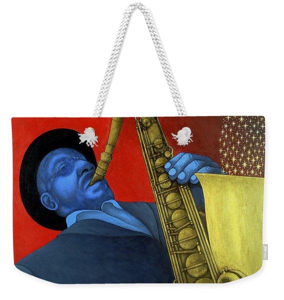 Ben Webster Weekender Tote Bag