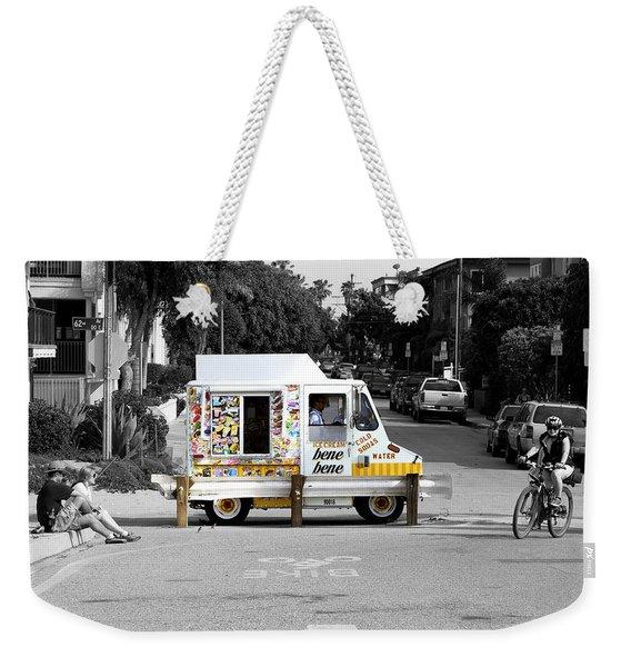 Weekender Tote Bag featuring the photograph Bene Bene by Lorraine Devon Wilke
