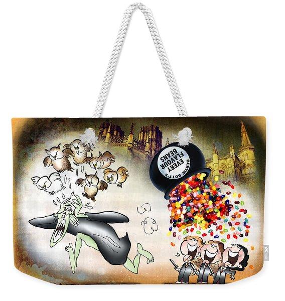 Bertie Bott's Beans Weekender Tote Bag