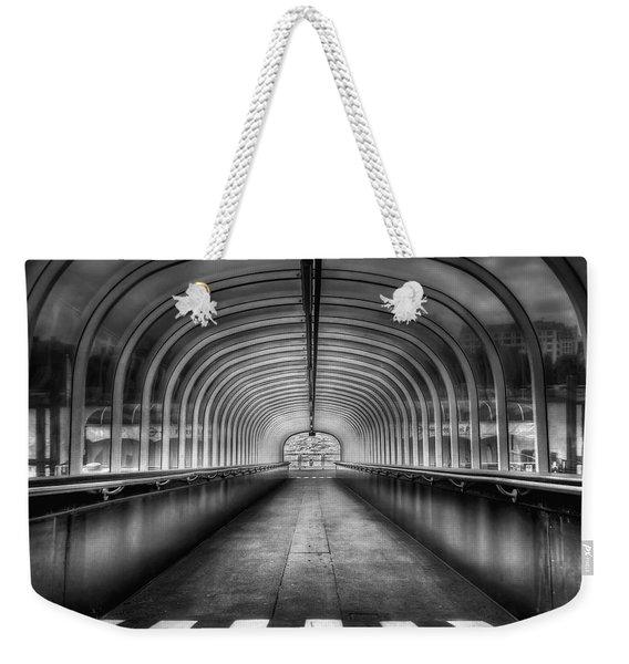 Beyond My Destiny Weekender Tote Bag