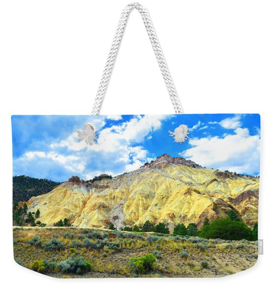Big Rock Candy Mountain - Utah Weekender Tote Bag