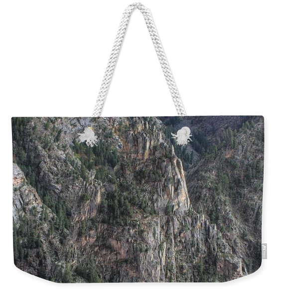 Black Canyon Of The Gunnison National Park Weekender Tote Bag