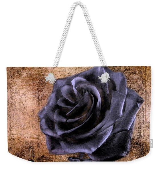 Black Rose Eternal   Weekender Tote Bag