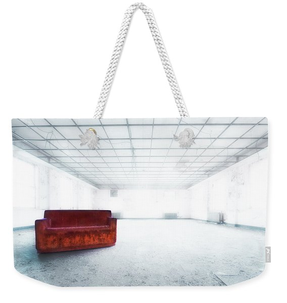 Blinded By Light. Enlightened By Darkness Weekender Tote Bag