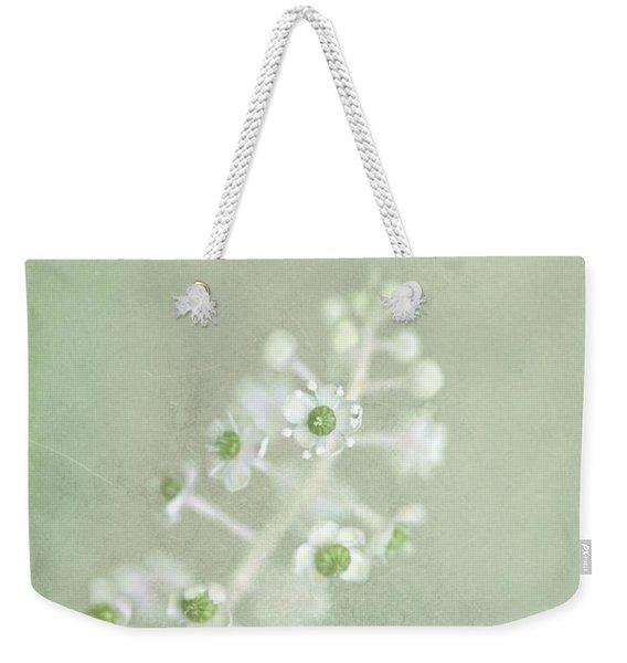 Blossoms Unfolding Weekender Tote Bag