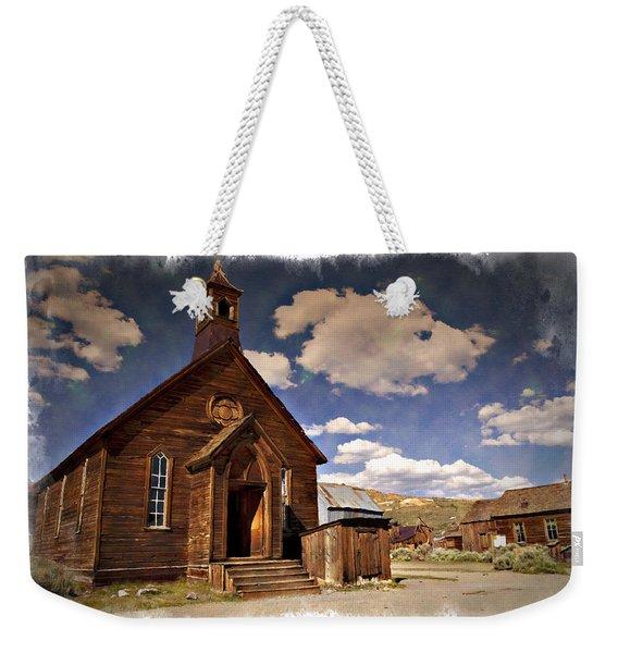 Bodie Church - Impressions Weekender Tote Bag