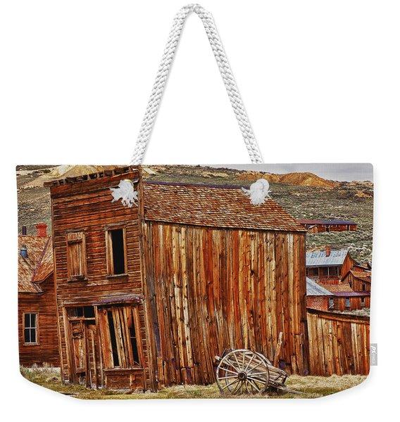 Bodie Ghost Town Weekender Tote Bag