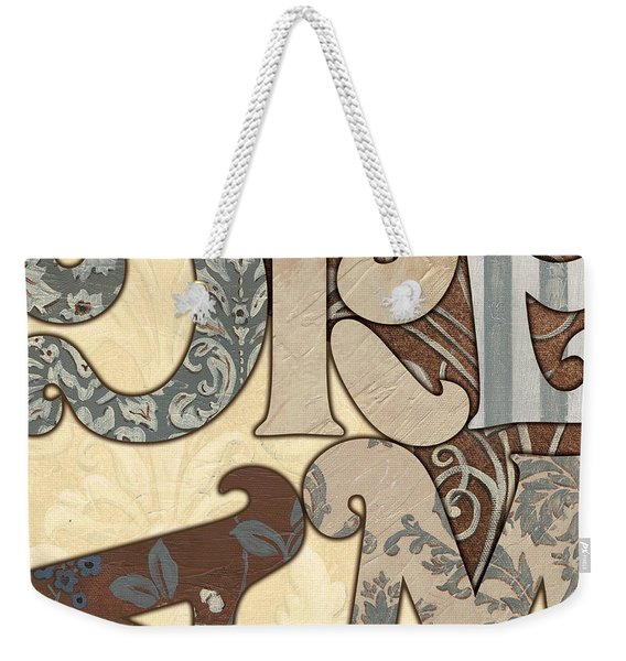 Bohemian Dream Weekender Tote Bag