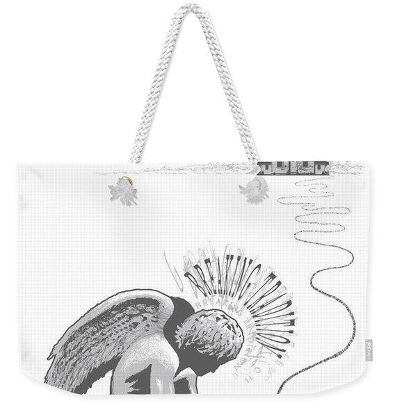 Breaking Tradition Weekender Tote Bag
