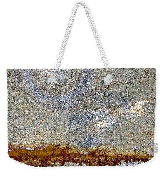 Breakwater Weekender Tote Bag