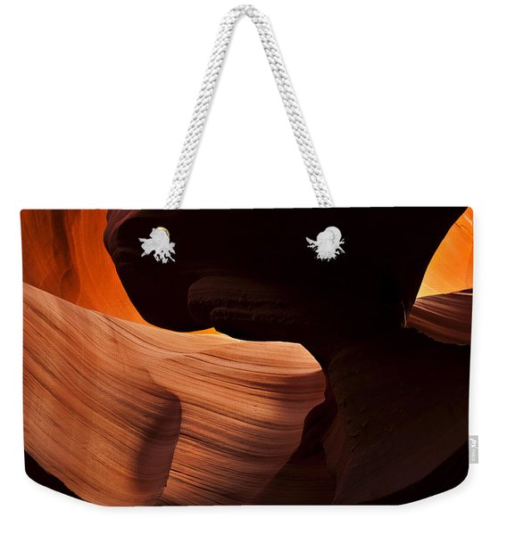 Bridge Of The Light Weekender Tote Bag