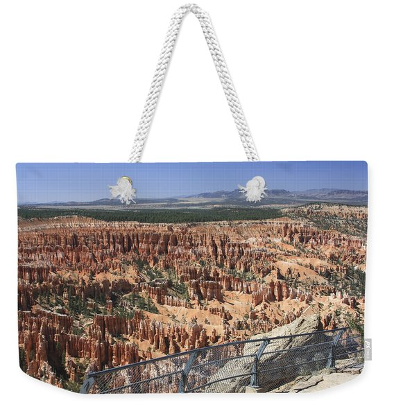 Bryce Point 5451 Weekender Tote Bag