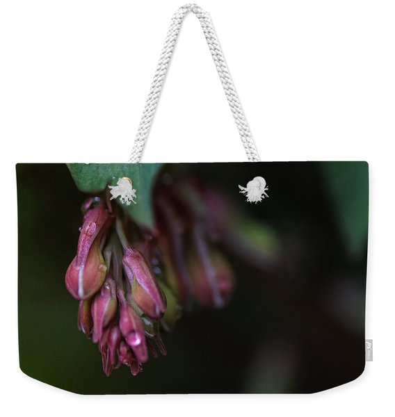 Budding Hearts Weekender Tote Bag