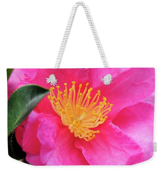 Camillia Weekender Tote Bag