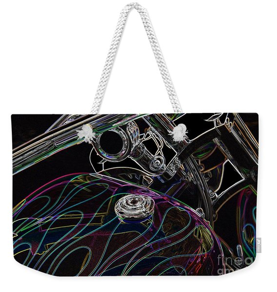 Cant Touch This Weekender Tote Bag