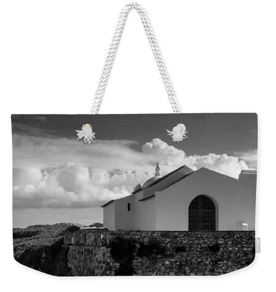 Capela Do Baleal Weekender Tote Bag