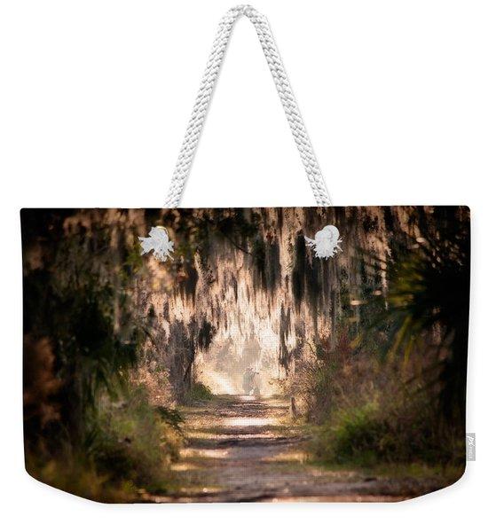 Capture Weekender Tote Bag