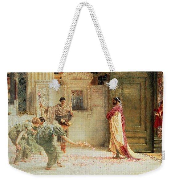 Caracalla Weekender Tote Bag
