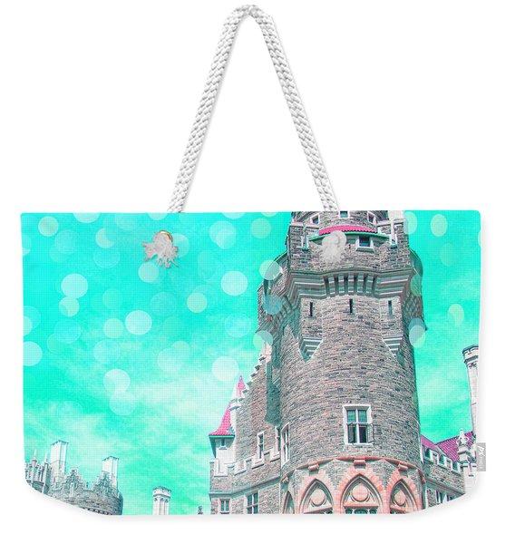 Casa Weekender Tote Bag