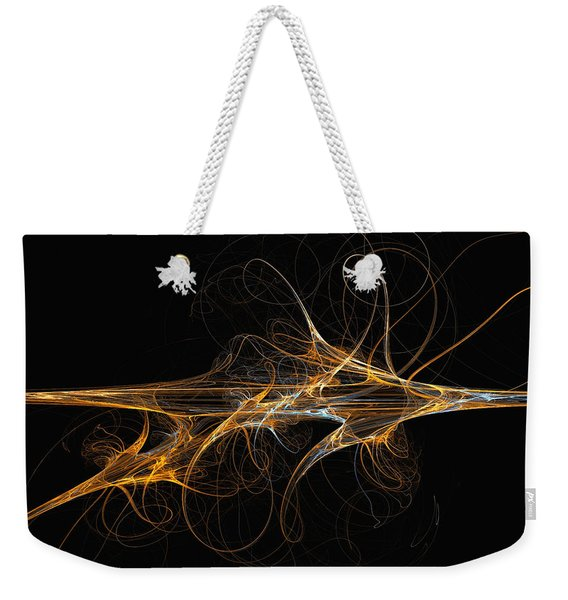 Celebration Of Impulses - Abstract Art Weekender Tote Bag