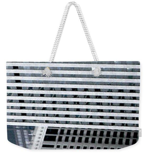 Chicago Impressions 4 Weekender Tote Bag