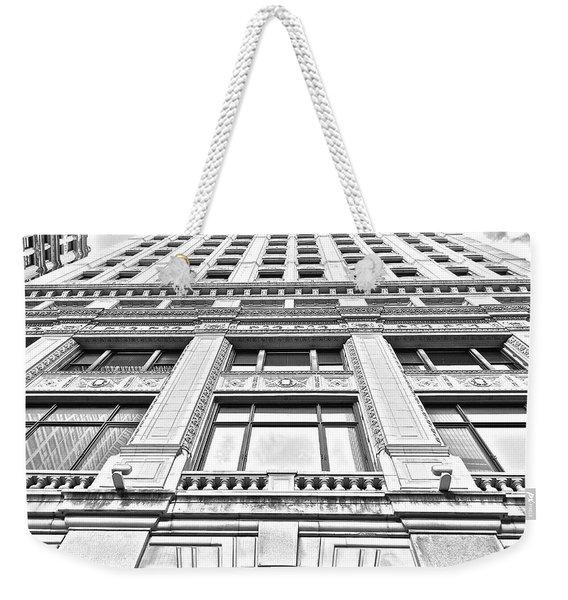 Chicago Impressions 8 Weekender Tote Bag