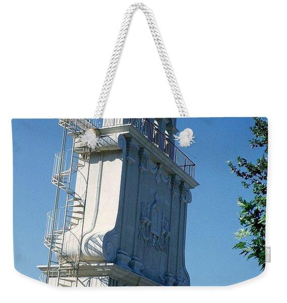 Church Bells Weekender Tote Bag