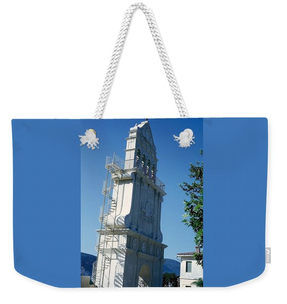 Church Bells Weekender Tote Bag