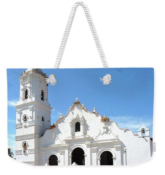 Church Of Nata De Los Caballeros Weekender Tote Bag