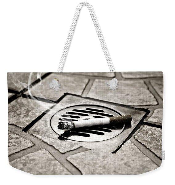 Cigarette Weekender Tote Bag