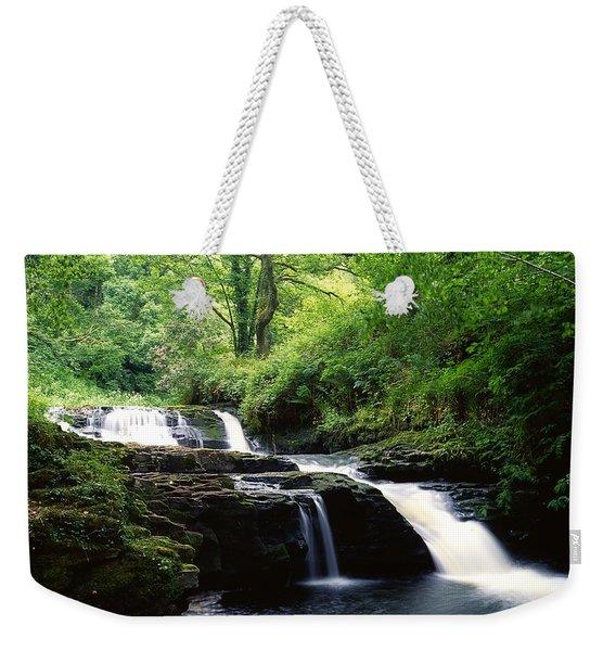 Clare Glens, Co Limerick, Ireland Irish Weekender Tote Bag