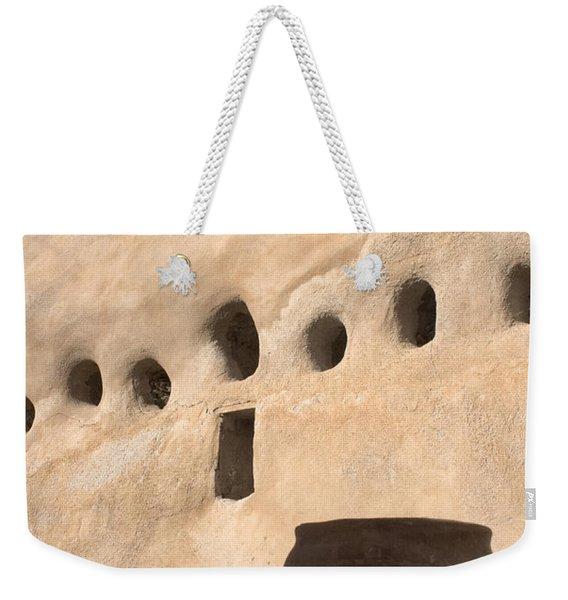 Clay Pot Weekender Tote Bag
