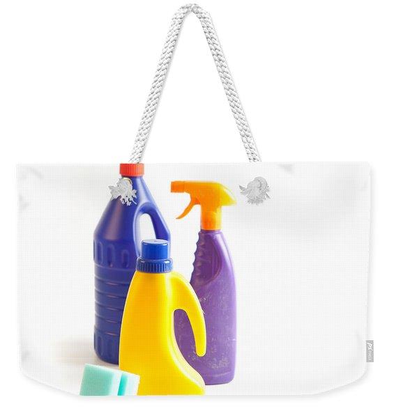 Cleaning Weekender Tote Bag