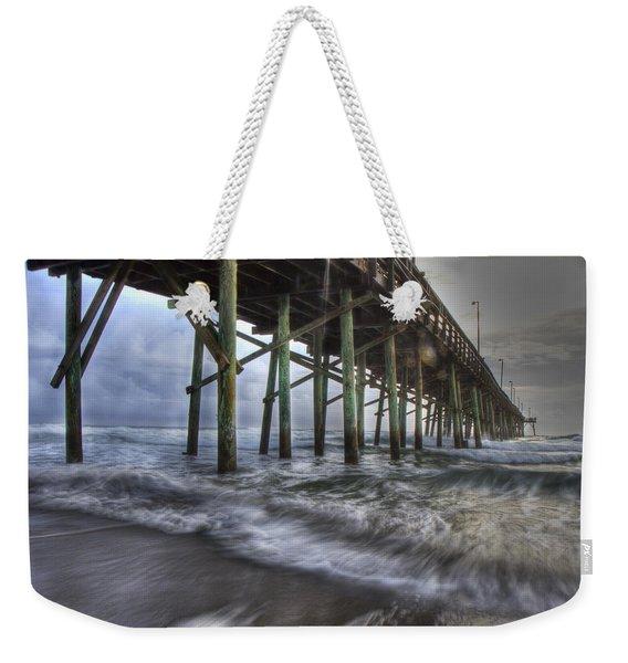 Coastal Echos  Weekender Tote Bag