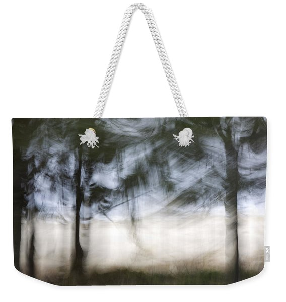 Coastal Pines Weekender Tote Bag