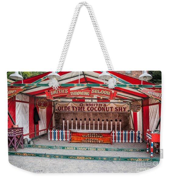Coconut Shy Weekender Tote Bag