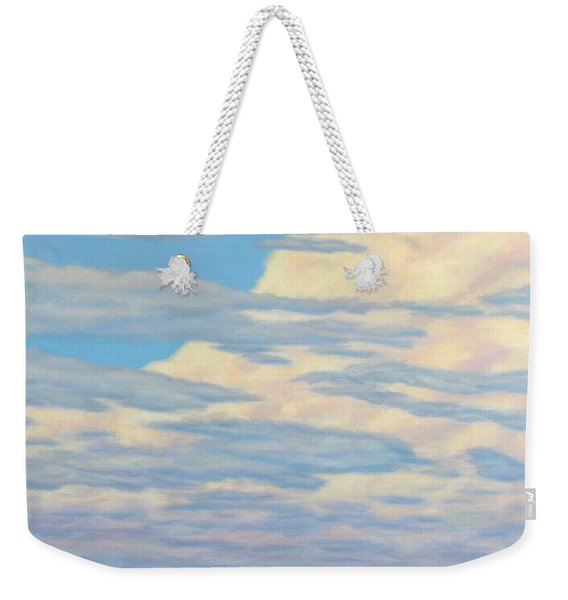 Come In Weekender Tote Bag