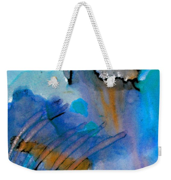 Coming Into Being II Weekender Tote Bag